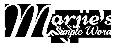 MarjieSimpleWord.com